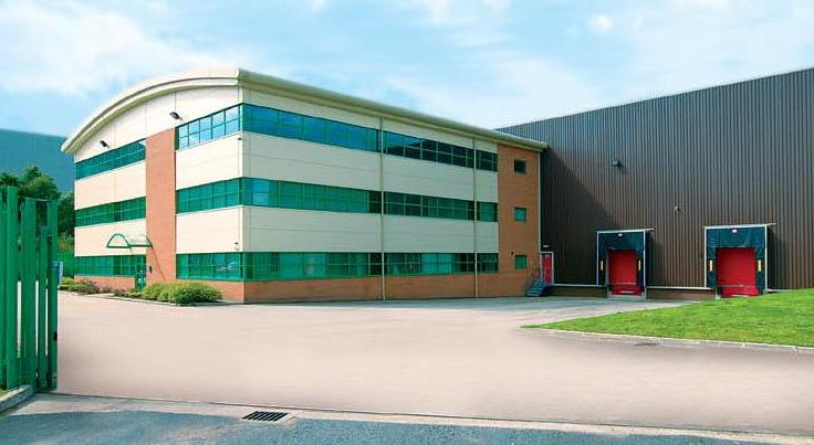 Distribution Warehouse Facility Let Wigan